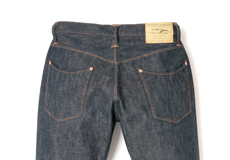 「5 Pocket Denim Pants」