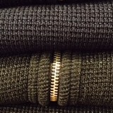 「Indigo Knit」