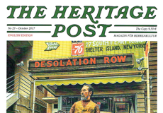 THE HERITAGE POST No.23