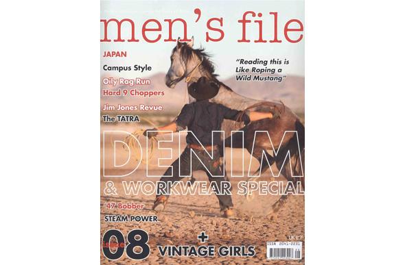 「men's file 08」