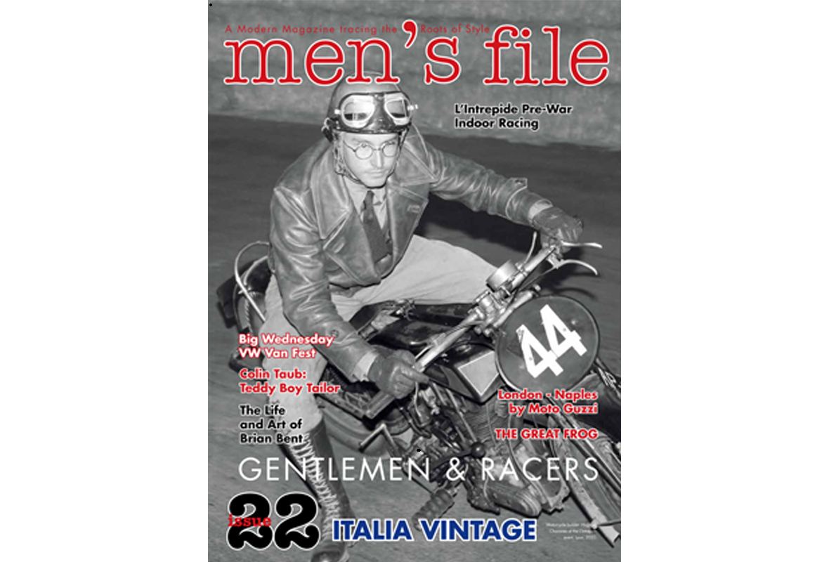 【men's file issue 22】