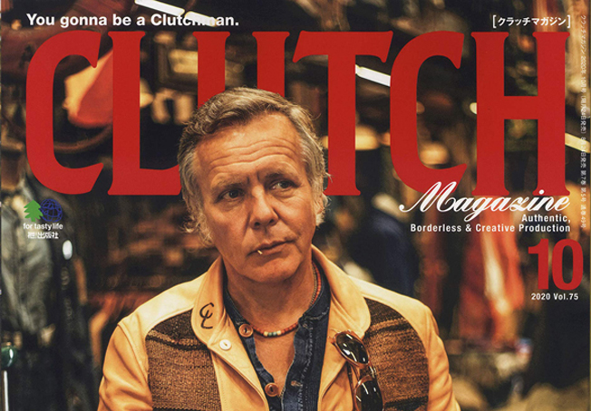 【CLUTCH Magazine Vol.75】