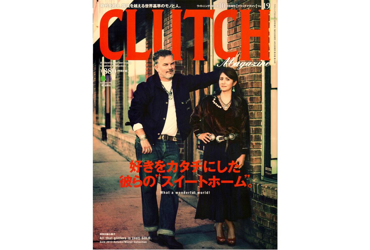 「CLUTCH Vol.19」