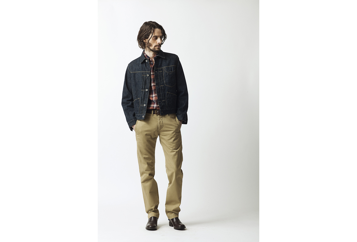 「Stevenson Overall Co. 2014AW Style - 2」