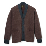Mohair Blended Cardigan - MC