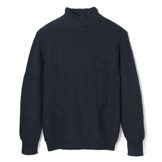 Indigo Gansey Sweater - IG