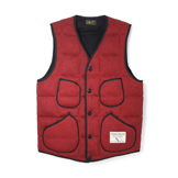Brown's Beach Down Vest - BD1