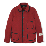 Brown's Beach Railway Jacket - BJ2