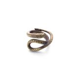 Mohawk x SOC Snake Ring - MSR