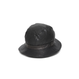 Leather Bucket Hat - BH
