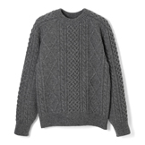 Cable Aran Sweater - CA