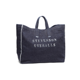 Denim Tote Bag  by SUNSET CRAFTSMAN CO. - DTS
