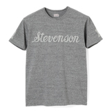 Embroidered T-shirt Stevenson  - ETSO