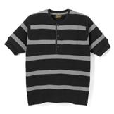 Waffle Knit Henley Short - KS