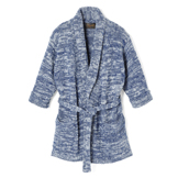 Shredded Denim Hand Woven Cardigan – DC