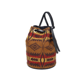 Native Patten Bucket Bag (small) by SUNSET CRAFTSMAN CO. - NBS
