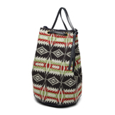 Native Patten Bucket Bag (large) by SUNSET CRAFTSMAN CO. - NBL