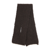 Chenille Knit Muffler -CM