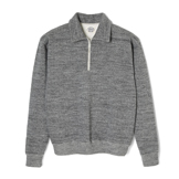 Half Zip Sweat Shirt - HS