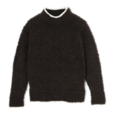Chenille Knit Sweater - CS