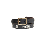 Narrow Belt w/ Studs & Conchos -NBC