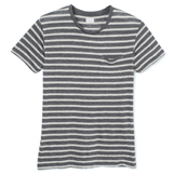 Linen Bordered T-shirt - BT1