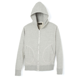 Zip Up Hooded Sweat Shirt - ZS1
