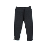 Indigo Knit Three-Quarter Length Pants - TP