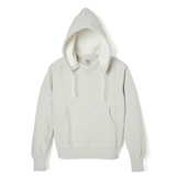 Loop Wheel After-Hooded Sweatshirt - AS