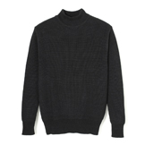 U.S. Army Indigo High Neck Sweater - UH