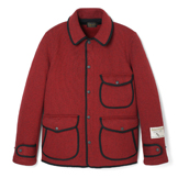 Brown's Beach Railway Jacket - BJ1